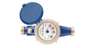 Multi Jet Volumetric Water Meter